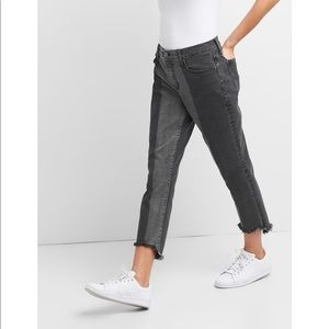 Gap Special Edition Best Girlfriend Two Toned Jean